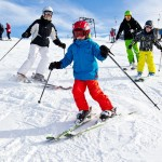 Familienskifahren im Sudelfeld bei Bayrischzell und dem Wendelstein