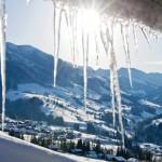Winterblicke Richtung Inneralpbach im Alpbachtal Österreich - © Tourismusregion Alpbachtal