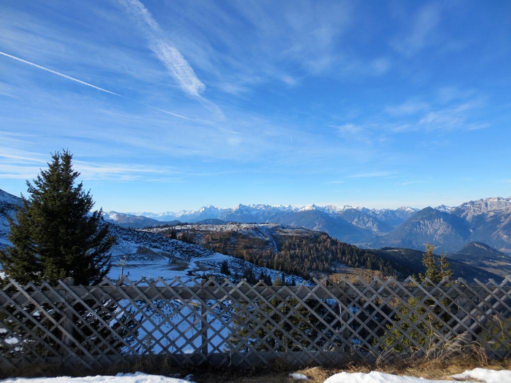 Blick vom Gmahkopf (1900 m) - © bergeandmore