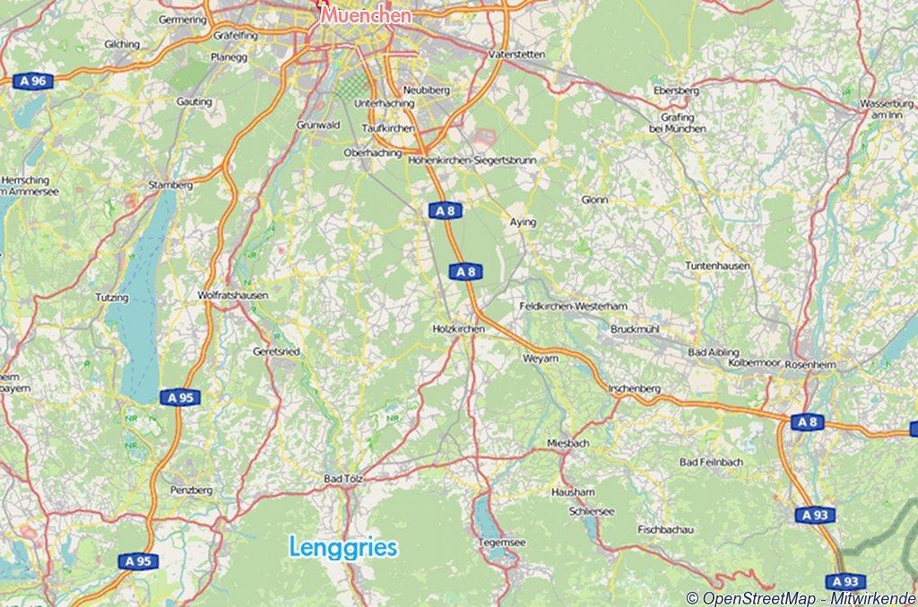Oberbayern Lenggries