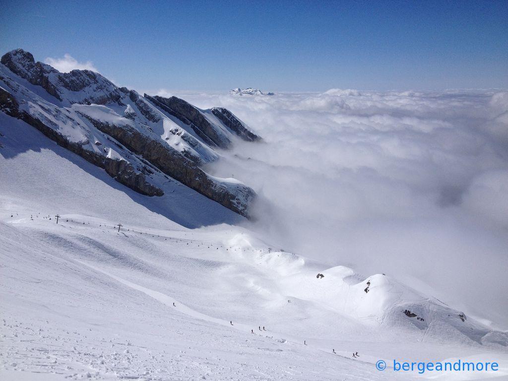 Skigebiet La Clusaz 2