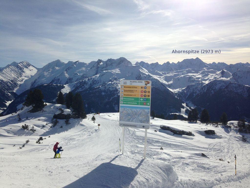 Blick vom Karspitz (2264 m) Richtung Süden