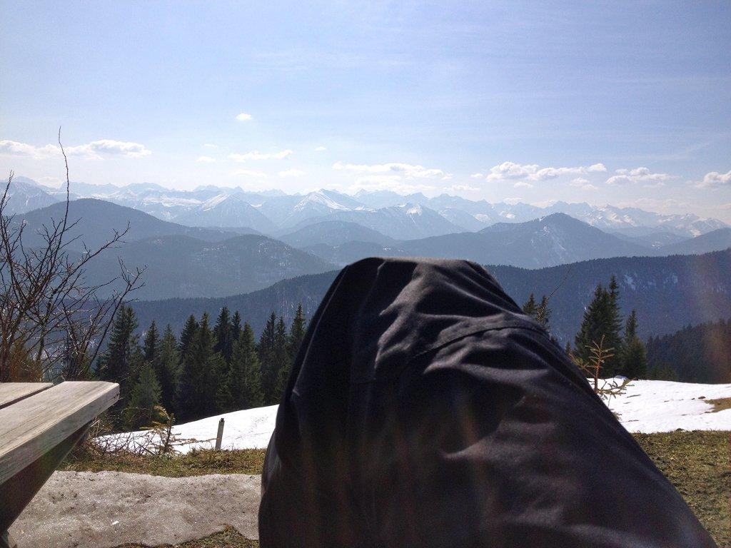 Sonnenbad Brauneck
