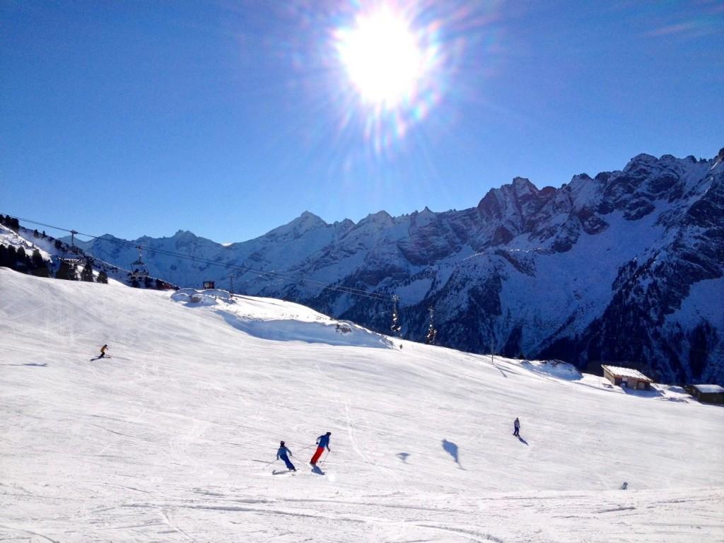 Skigebiet Ahorn