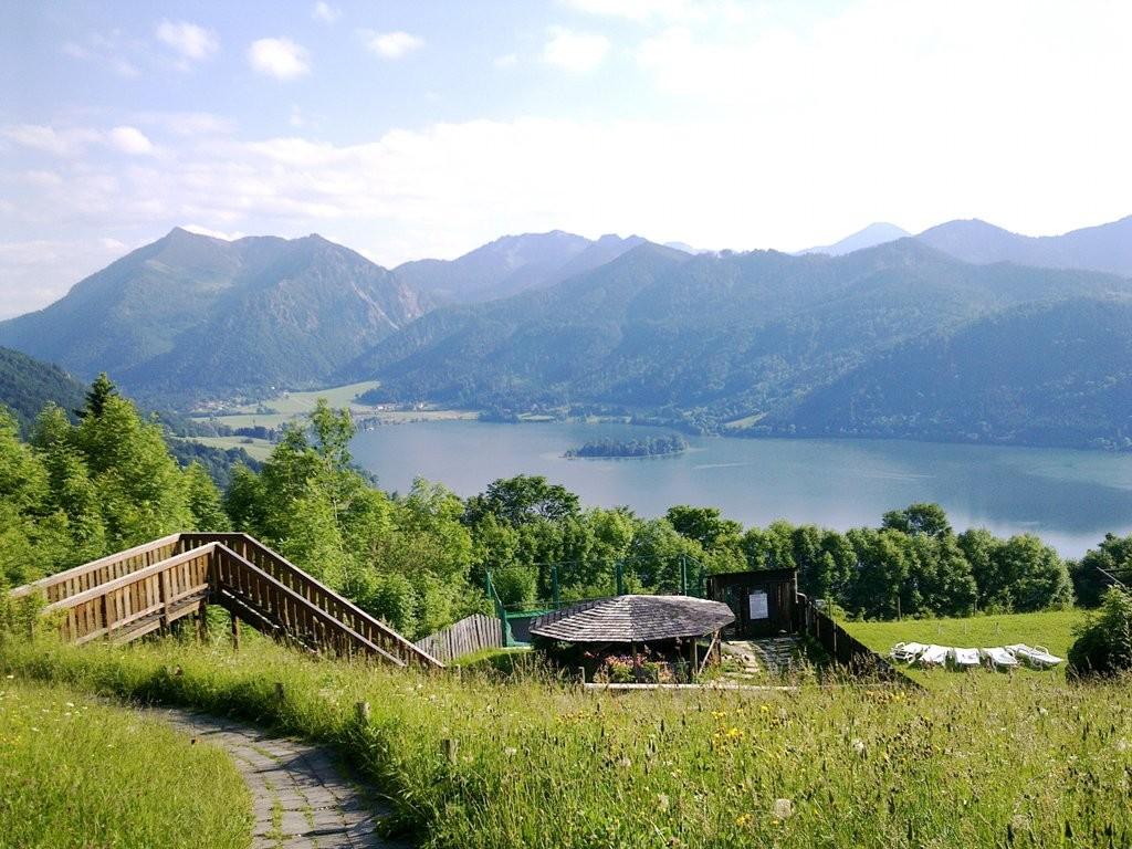 Schliersbergalm Sommer - © bergeandmore