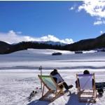 Skigebiet Schliersee Liegestühle