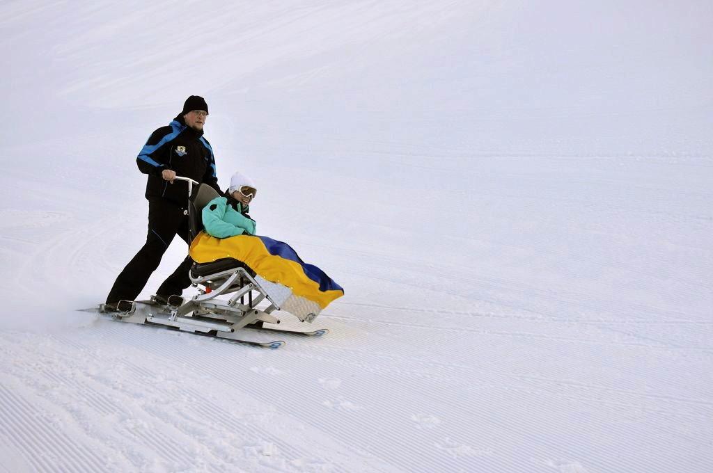 SnowLimo - © Mayrhofner Bergbahnen
