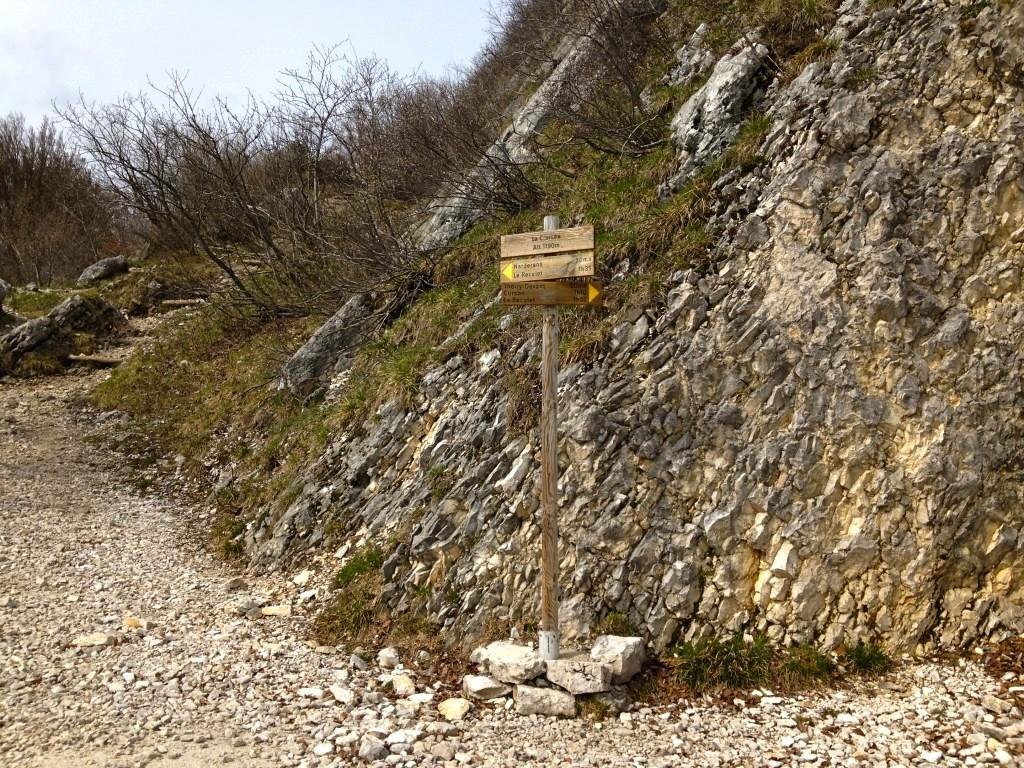 Wanderweg im Jura
